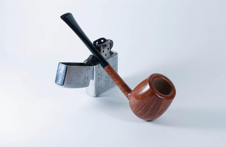 Ruslan Sharyga Pencil smoking pipe