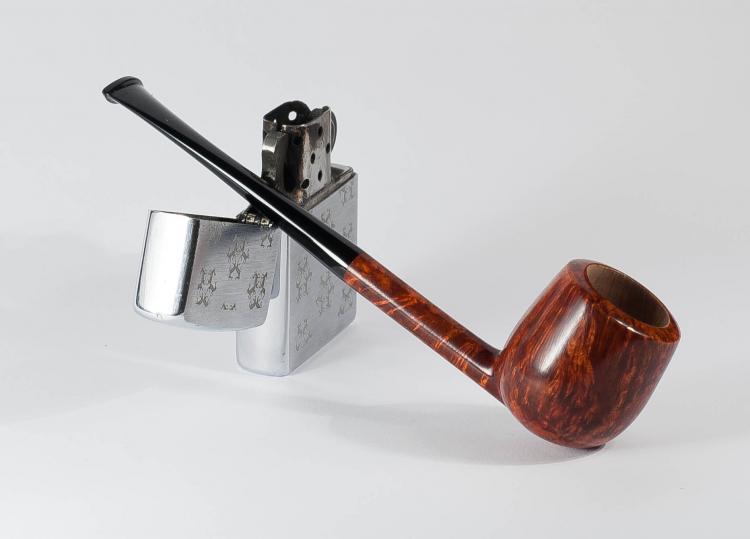 Ruslan Sharyga Pencil smoking pipe